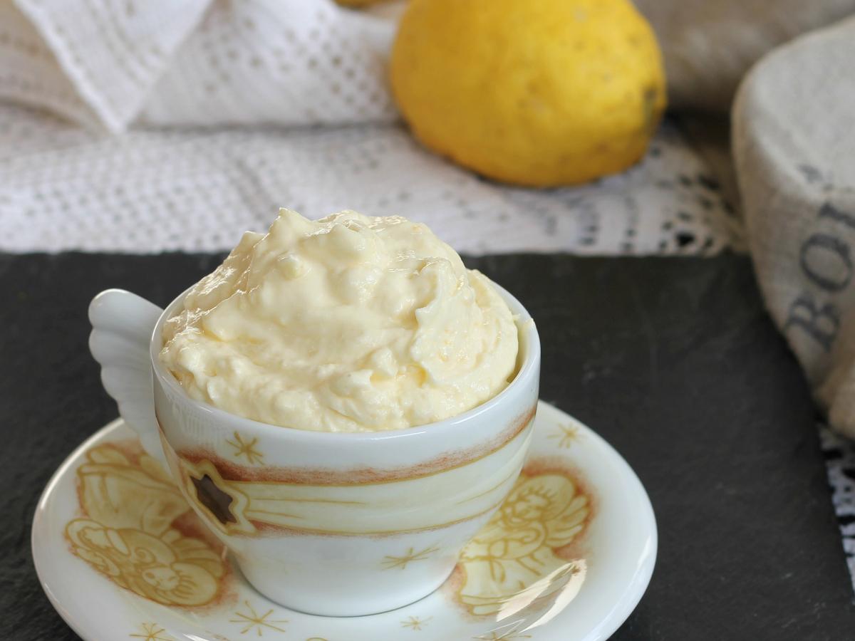 CREMA TIRAMISU AL LIMONE ricetta dolce al limone veloce