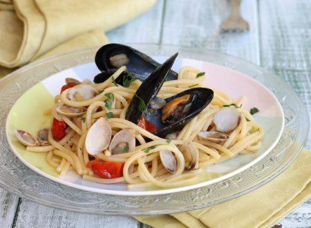 PASTA PESCATA | Pasta Cozze e Vongole
