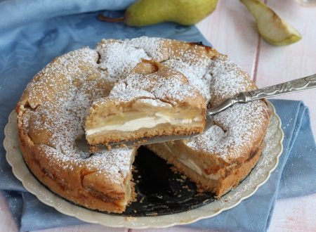 CROSTATA PERE YOGURT
