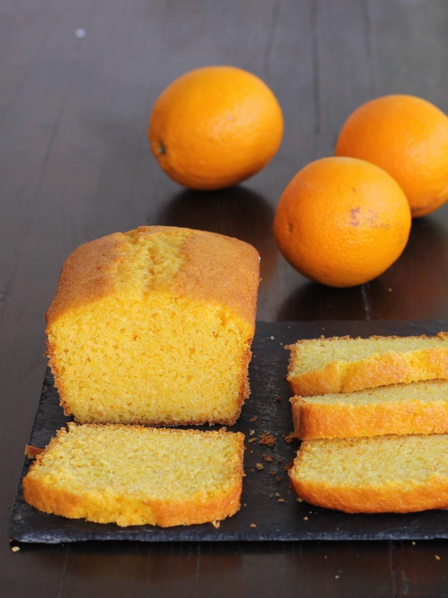Plumcake Zucca e Arancia