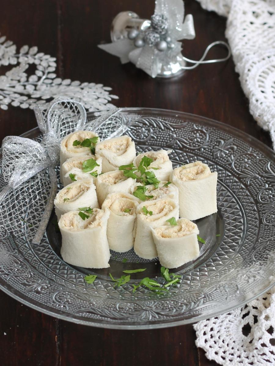 ALBERO DI TRAMEZZINI ricetta aperitivo sfizioso per Natale