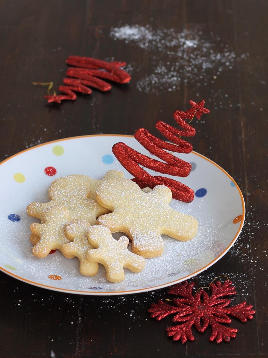 Biscotti Di Natale Ricette Giallo Zafferano.Biscotti Di Natale Per Celiaci