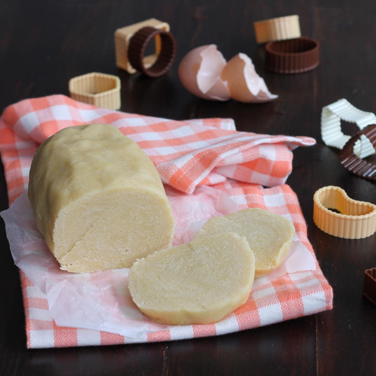 PASTA FROLLA MARTA ricetta pasta frolla per ripieni umidi