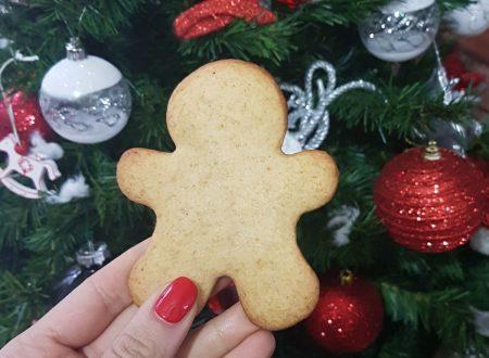 Biscotti pan di zenzero | Gingerbread