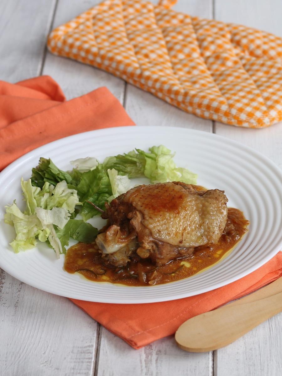 POLLO SENAPE E LIMONE IN PADELLA ricetta con carne bianca