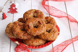 ROCCOCO MORBIDI ricetta biscotti tradizionale napoletana per Natale