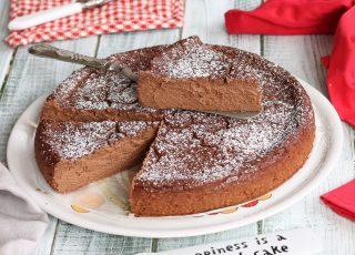 RICETTA MIGLIACCIO AL CIOCCOLATO torta di semolino con cioccolato