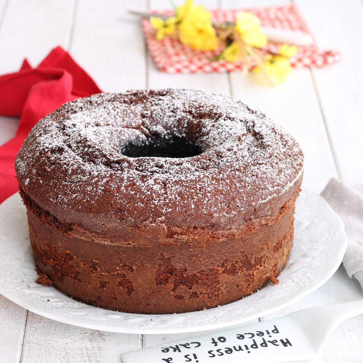 CIAMBELLONE PHILADELPHIA AL CIOCCOLATO ricette dolci con cioccolato