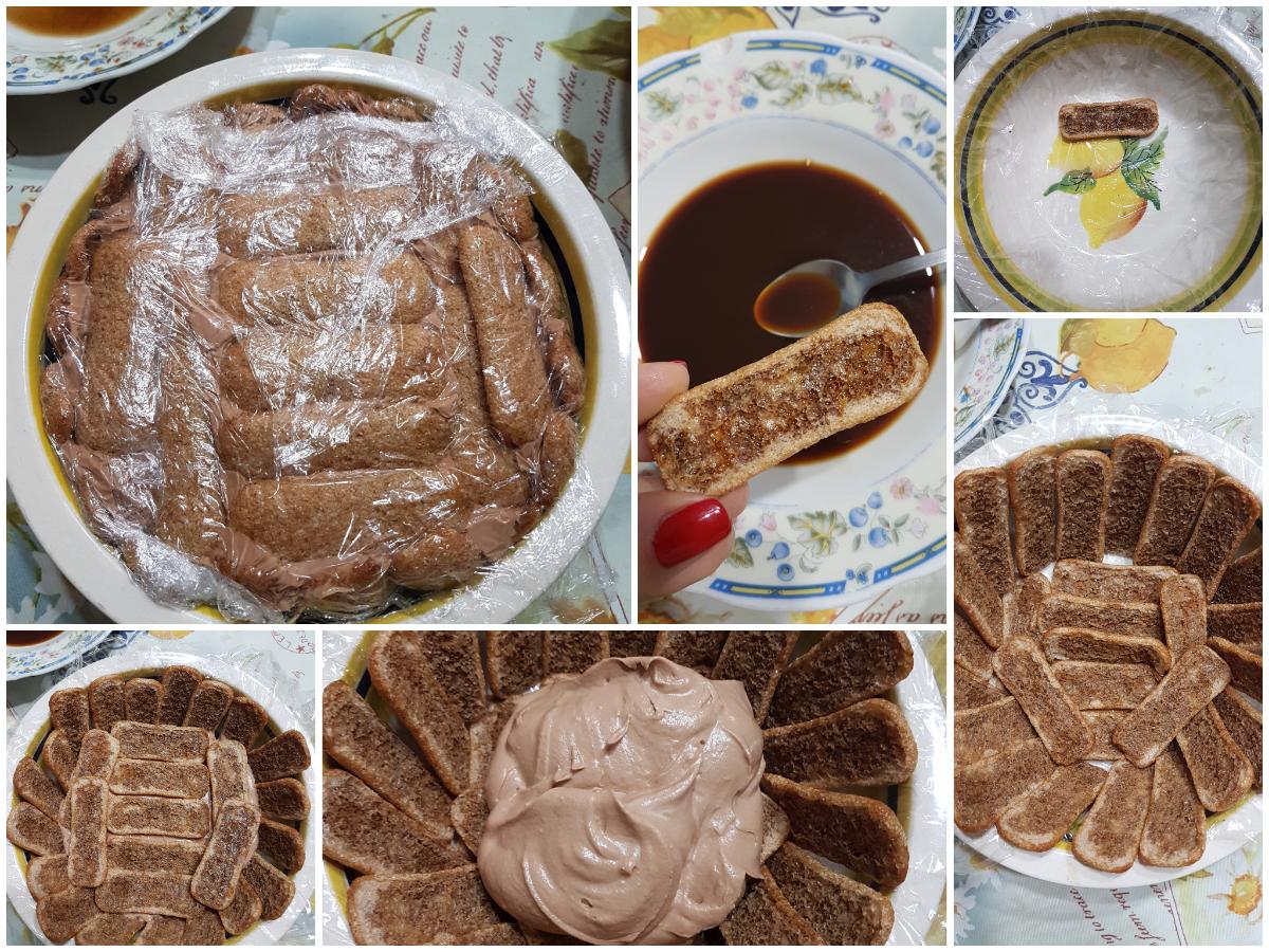 ZUCCOTTO PAVESINI NUTELLA E CAFFE' ricetta dolce senza forno