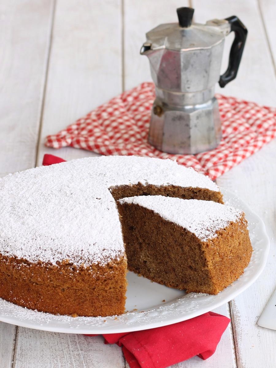 Torta Ultra Soffice al Caffe'