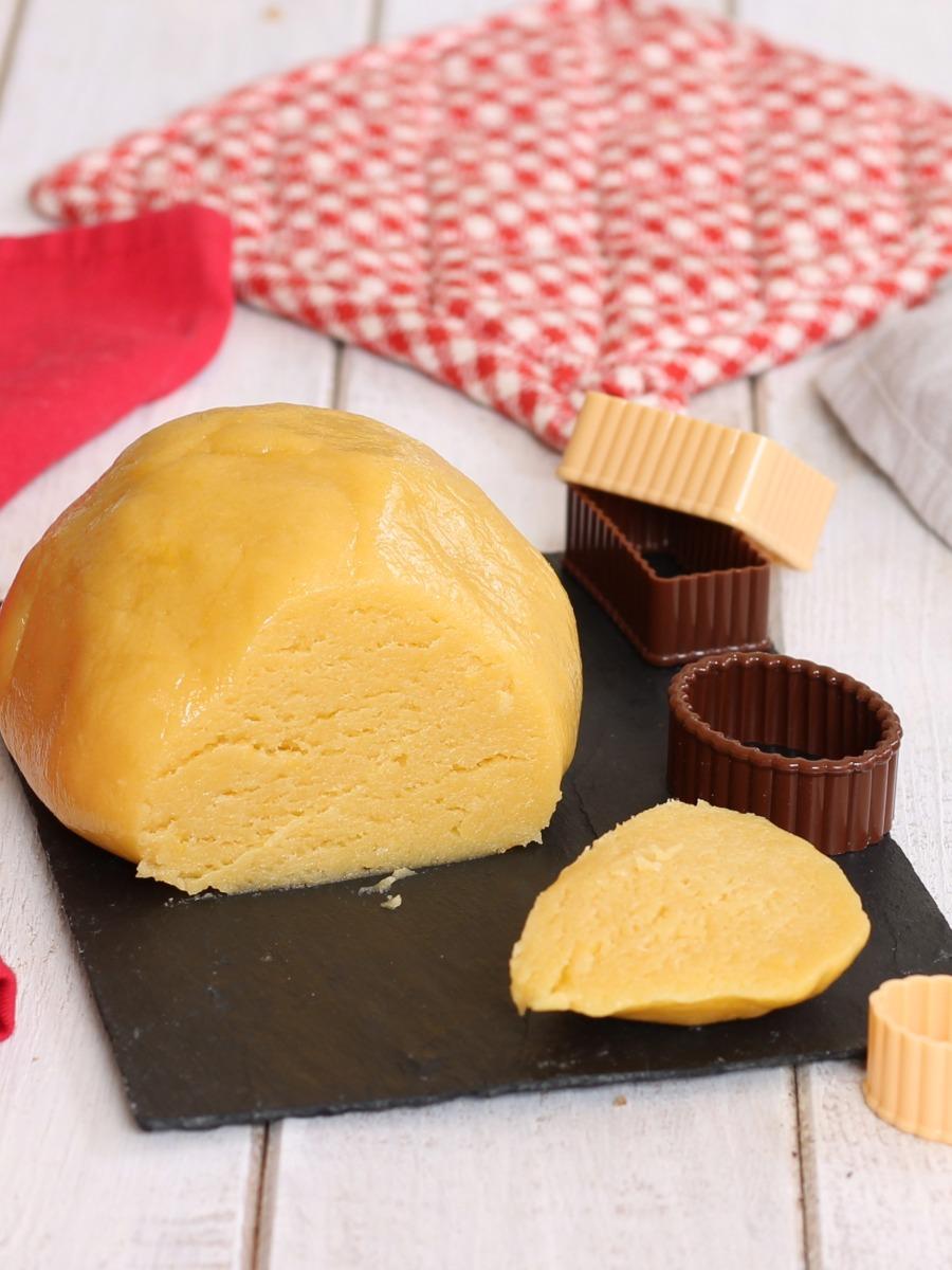 Pasta frolla infallibile all 39 olio ricetta pasta frolla for Pasta frolla planetaria