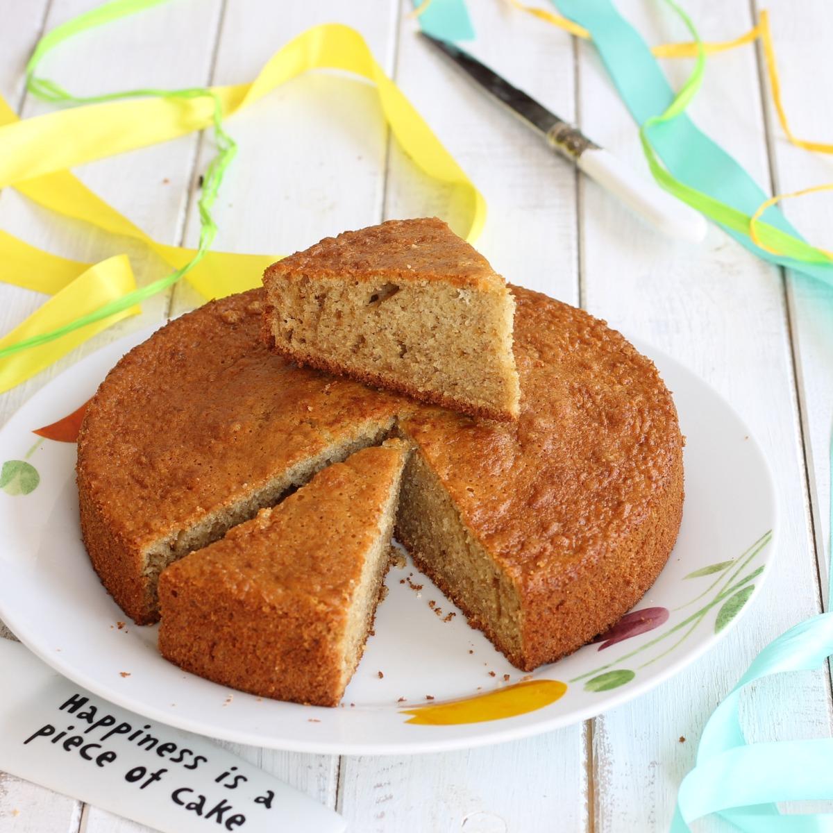 TORTA INTEGRALE ULTRA SOFFICE ricetta torta integrale senza burro