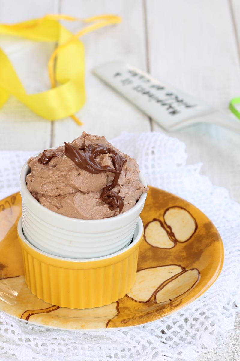 CREMA NUTELLA 5 MINUTI ricetta crema alla nutella velocissima