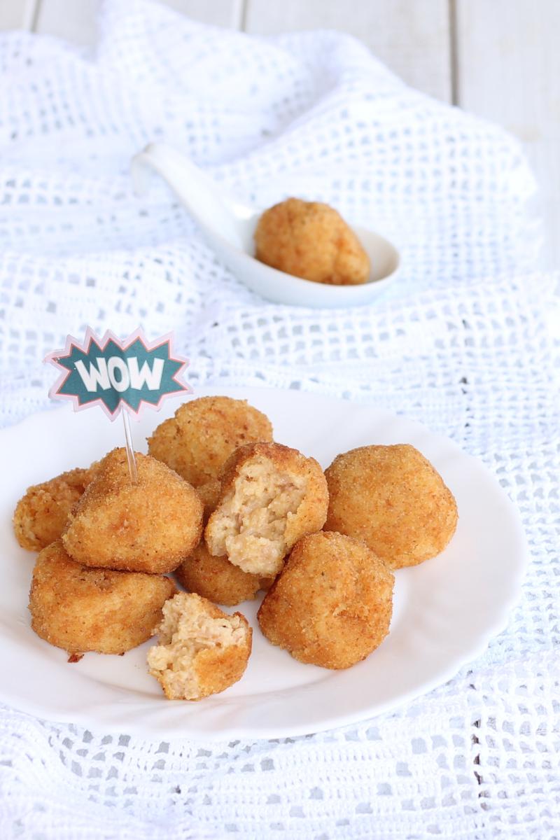 RICETTA POLPETTE DI MORTADELLA | polpette mortadella e patate