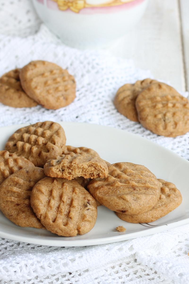 BISCOTTI AL BURRO DI ARACHIDI ricetta originale biscotti americani