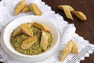 MORSETTI AL PISTACCHIO VELOCI ricetta biscotti secchi con pistacchi