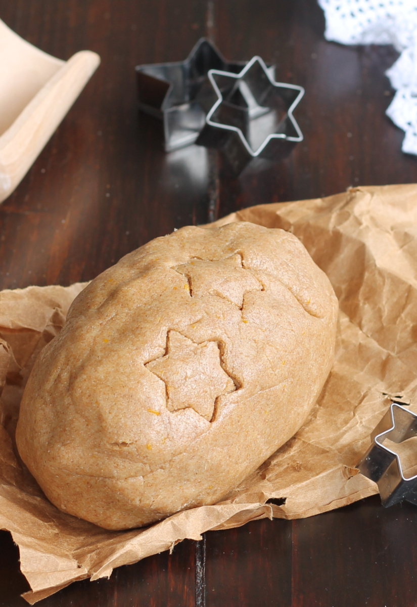 Pasta Frolla al Farro Integrale
