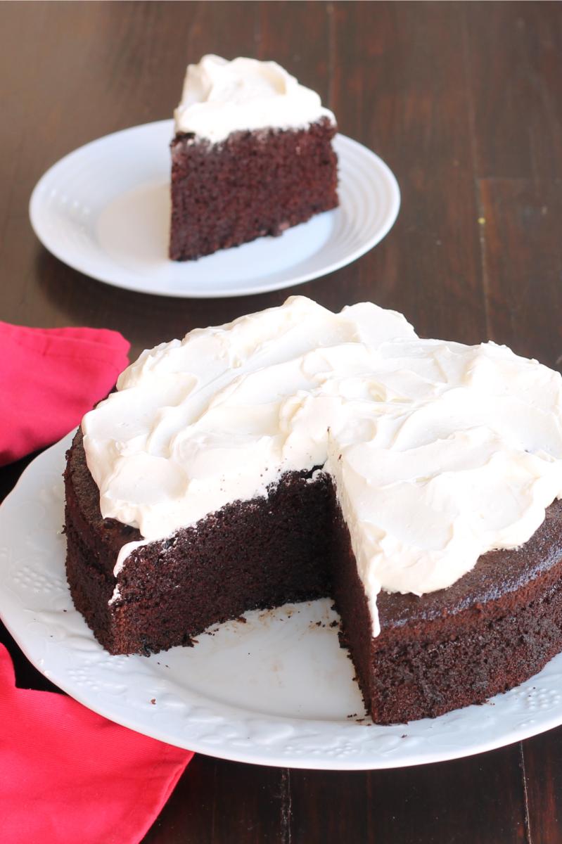 GUINNESS CAKE SENZA BURRO ricetta torta Guinness al cioccolato