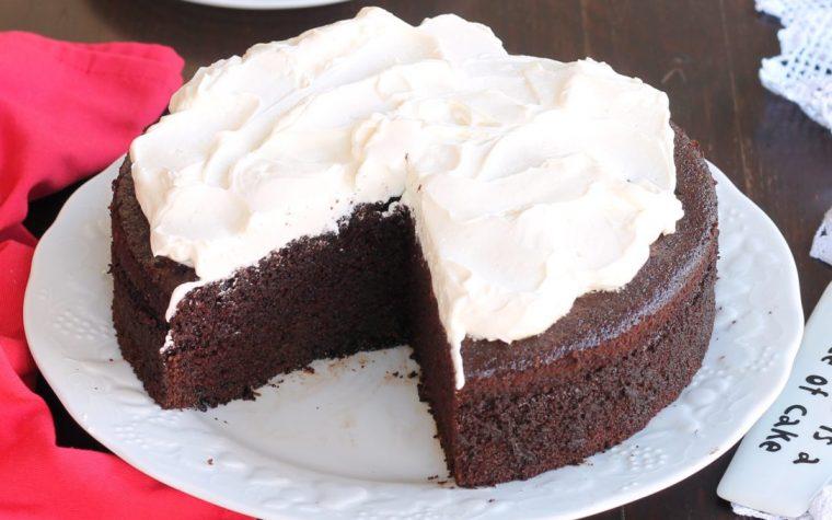 GUINNESS CAKE SENZA BURRO