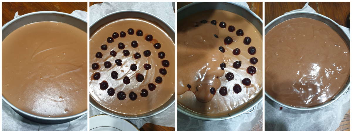 TORTA FORESTA NERA SENZA FORNO ricetta torta fredda al cioccolato