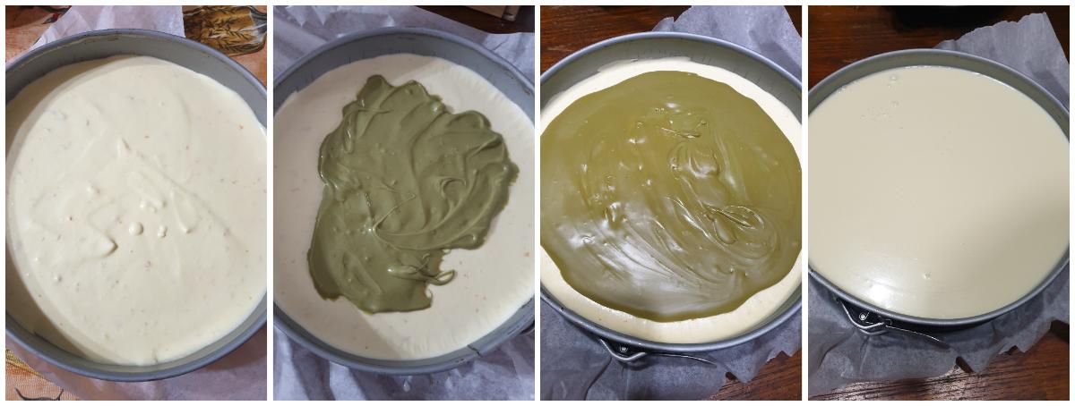 Torta semifreddo arancia pistachio cioccolato bianco   ricetta senza cottura