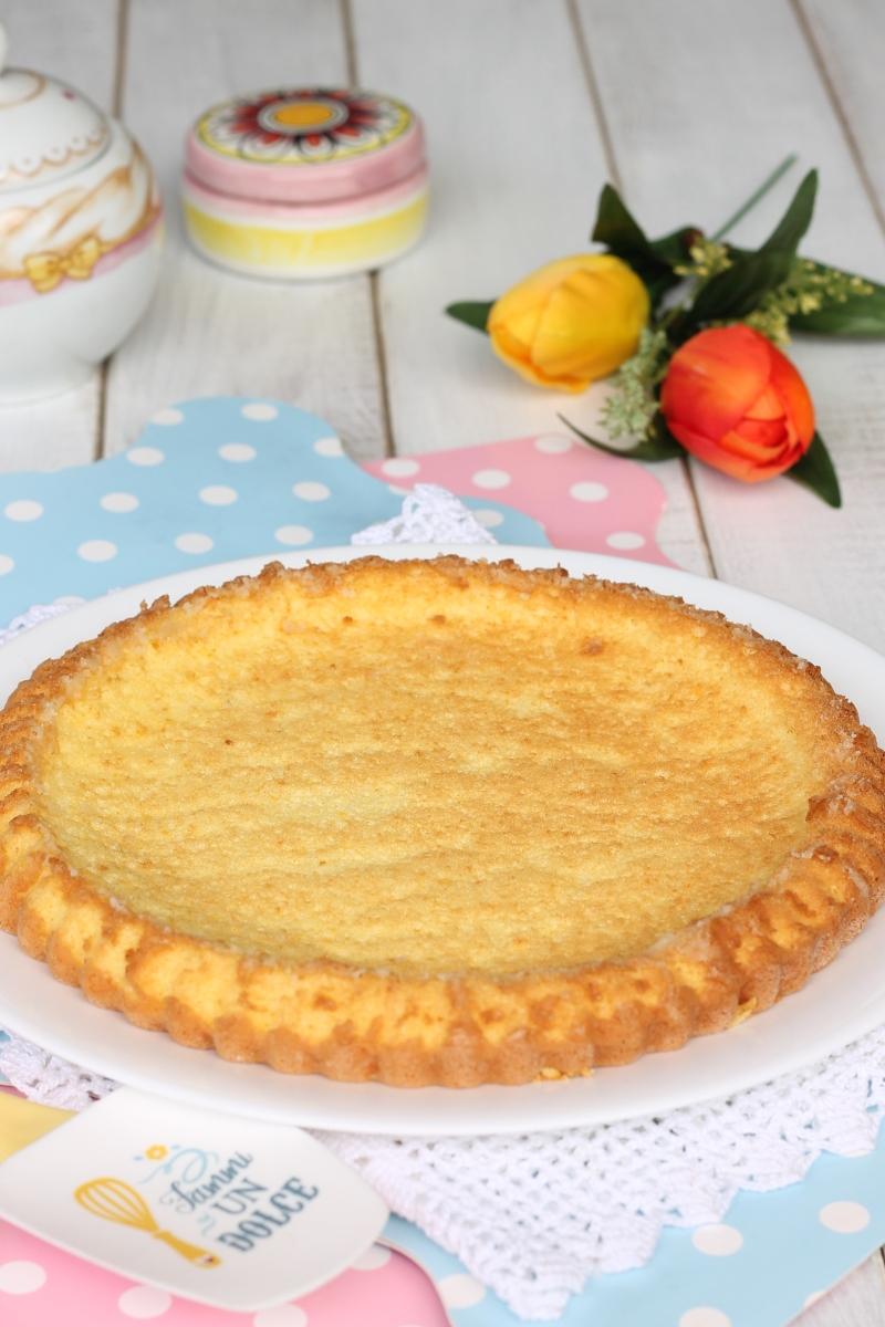 BASE CROSTATA SOFFICE ricetta crostata che cuoce in 10 minuti