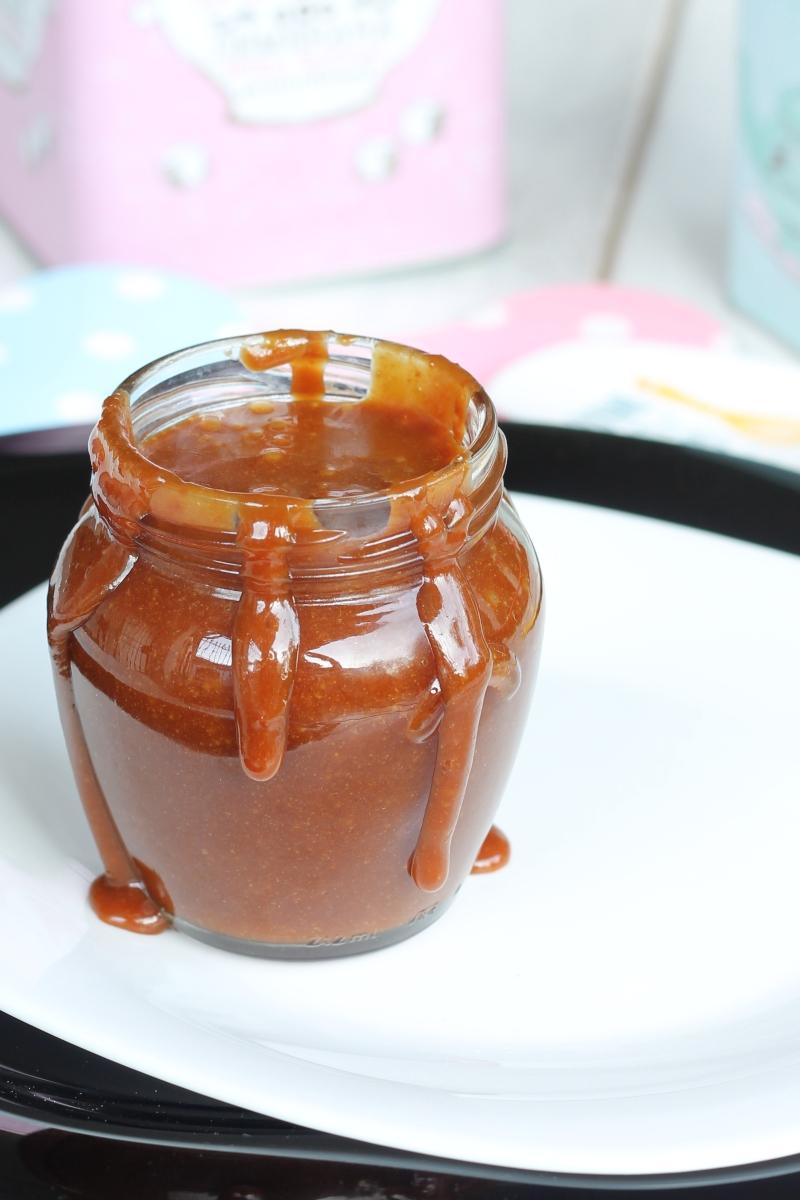 RICETTA SALSA AL CARAMELLO SALATO salsa caramello mou veloce