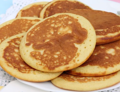 PANCAKES AMERICANI ricetta originale