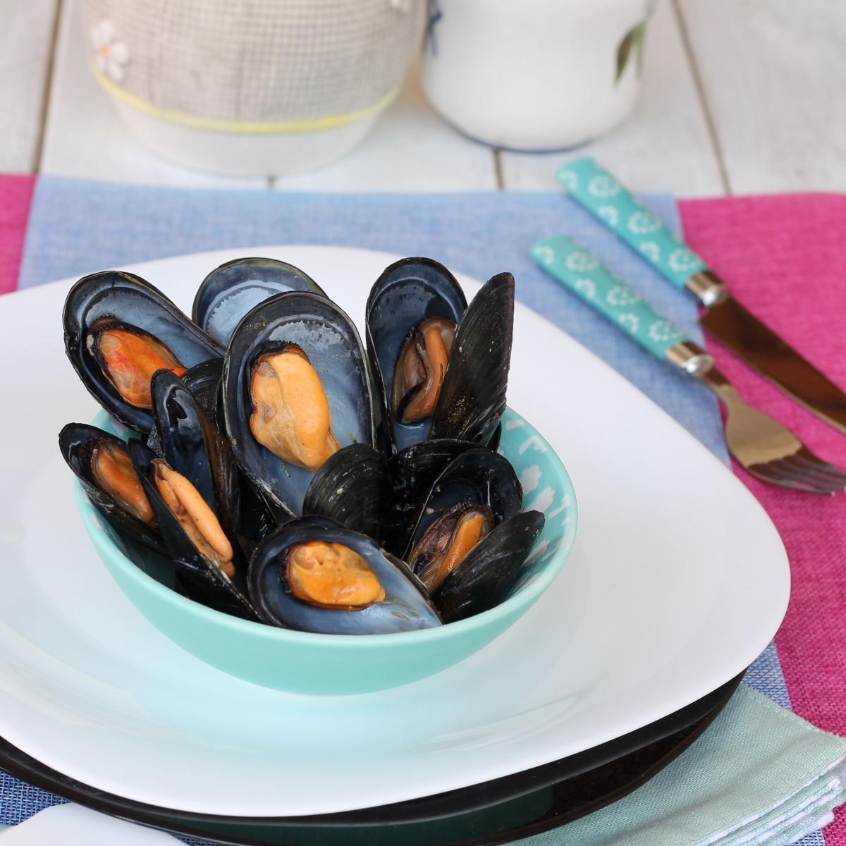 RICETTA IMPEPATA DI COZZE ricetta tipica napoletana antipasto di mare