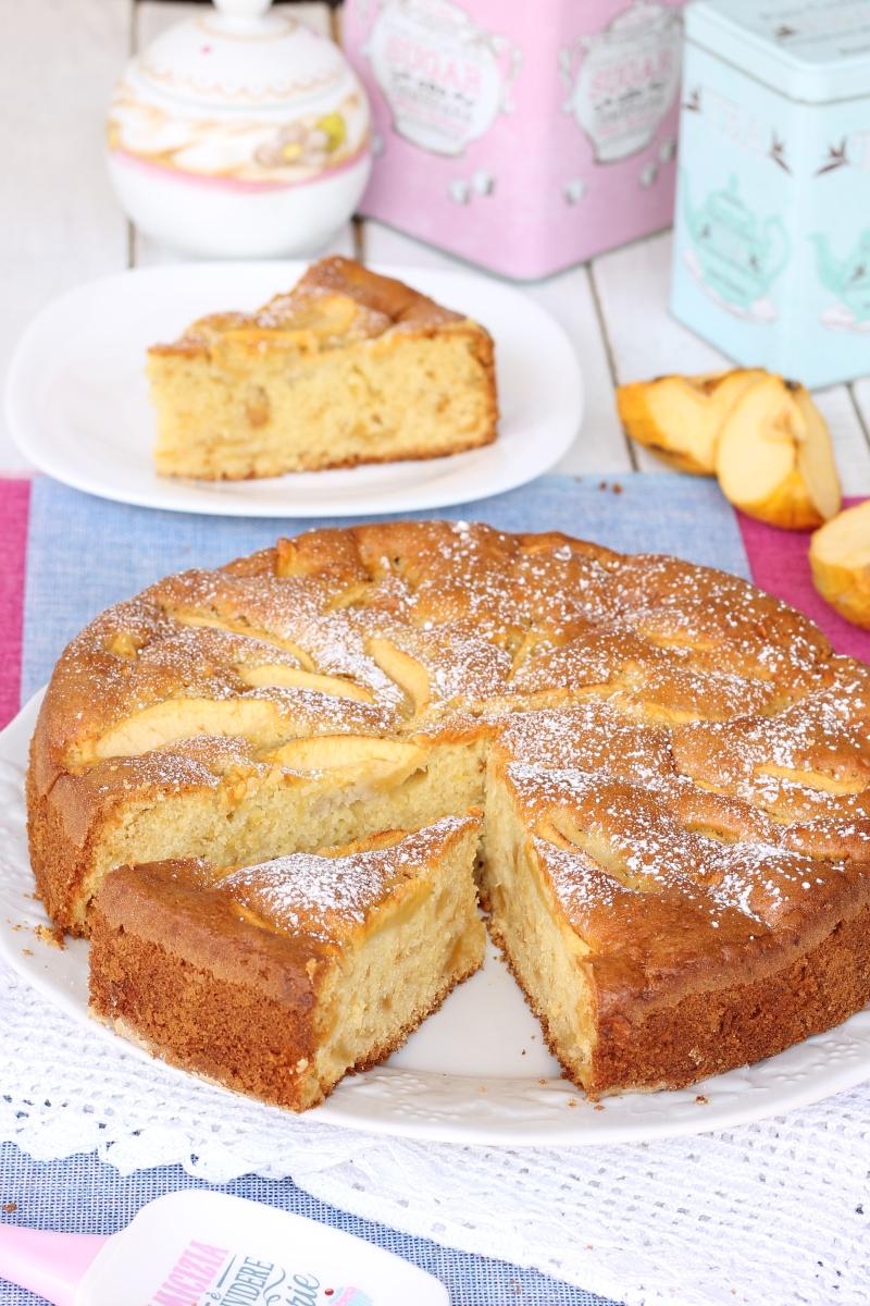 RICETTA TORTA DI MELE ANTICA torta di mele più morbida del mondo