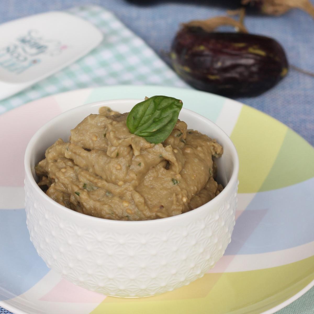 Ricetta crema di melanzane veloce | salsa cremosa con melanzane