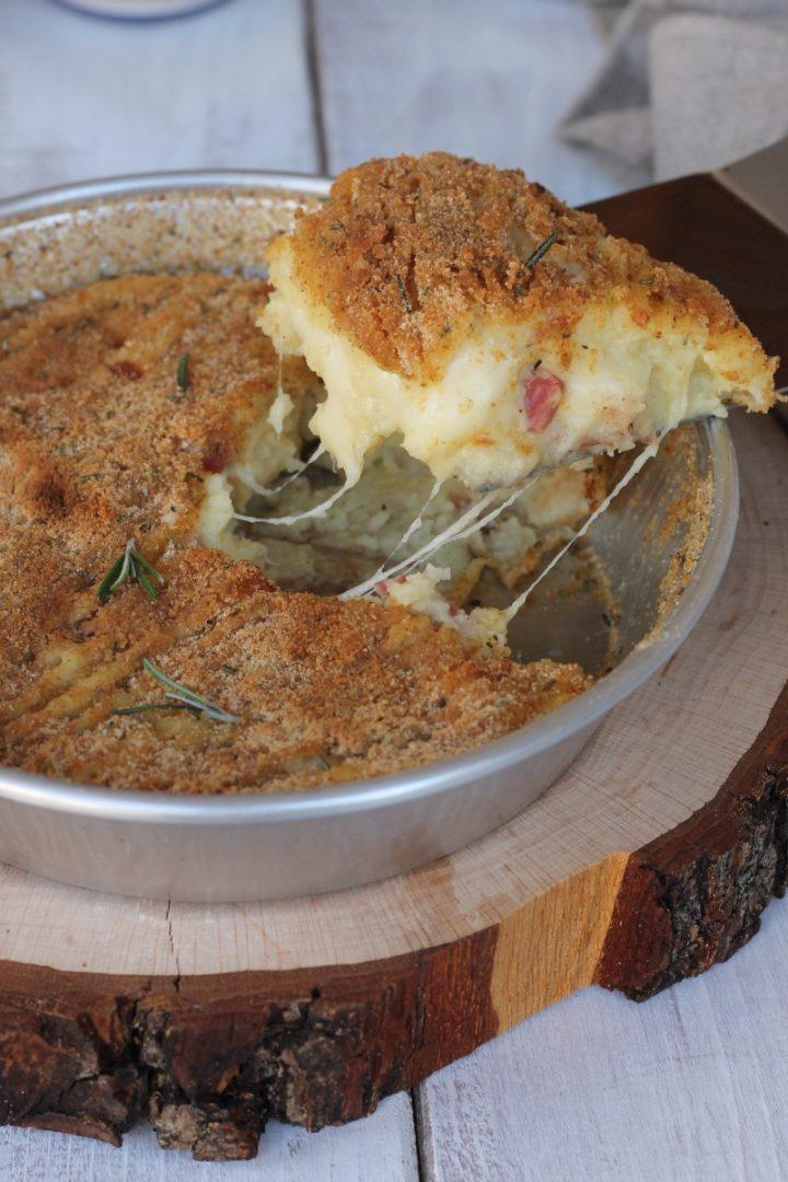 Gattò napoletano tradizionale | ricetta originale gateau napoletano