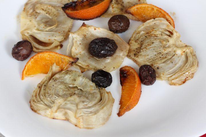Ricetta contorno di finocchi al mandarino | finocchi al forno con clementine