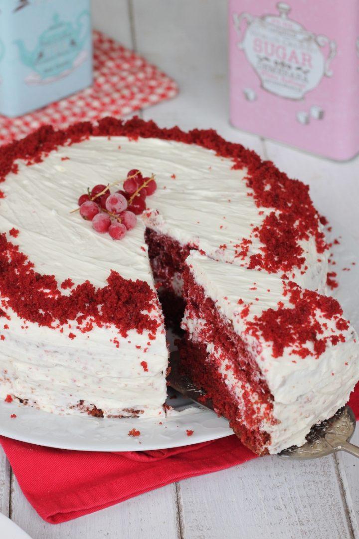 Red Velvet Cake | ricetta americana originale torta red velvet