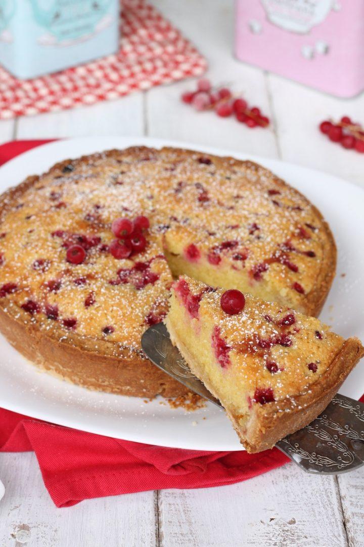Torta Frangipane | ricetta crostata di mandorle con frangipane di Knam