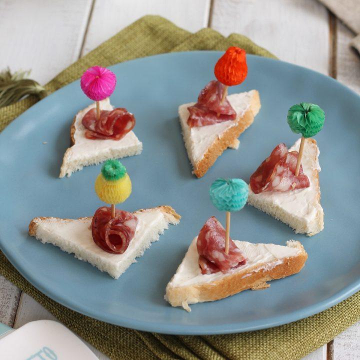 Tartine con maionese fatta in casa | ricetta maionese facile | trucchi consigli