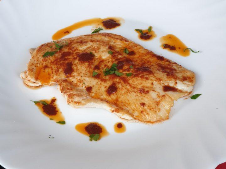 Ricetta petto di pollo alla paprika   secondo di carne alla piastra veloce