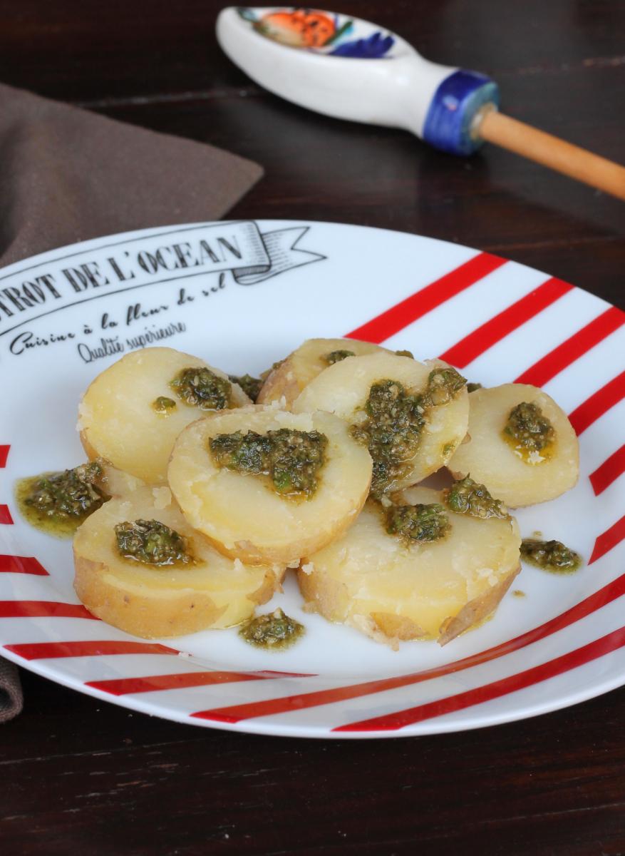 bagnetto verde piemontese | ricetta originale Bagnet Verd