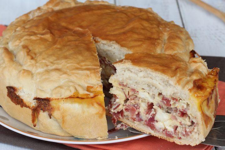 PIZZA CHIENA NAPOLETANA ricetta pizza piena tradizionale di Pasqua