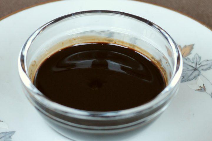 Come preparare la riduzione di aceto balsamico |ricetta glassa al balsamico