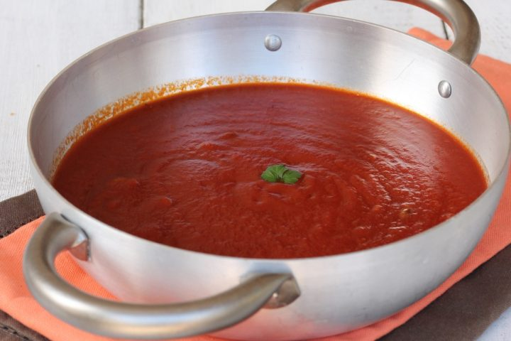 Ricetta sugo della domenica | salsa al pomodoro per la pasta