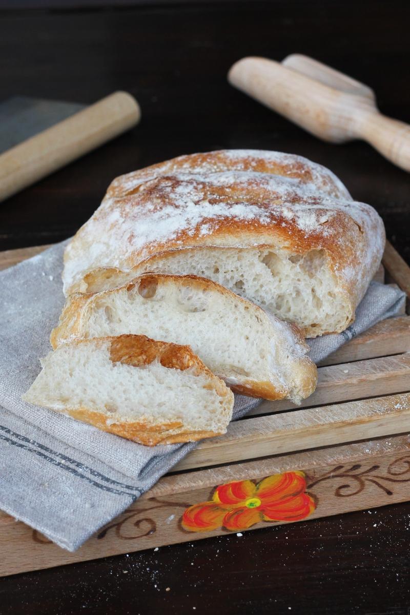 pane fatto in casa 1 g lievito