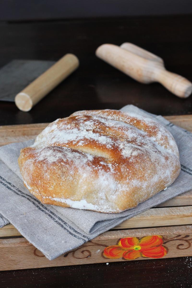ricetta impasto per pane soffice