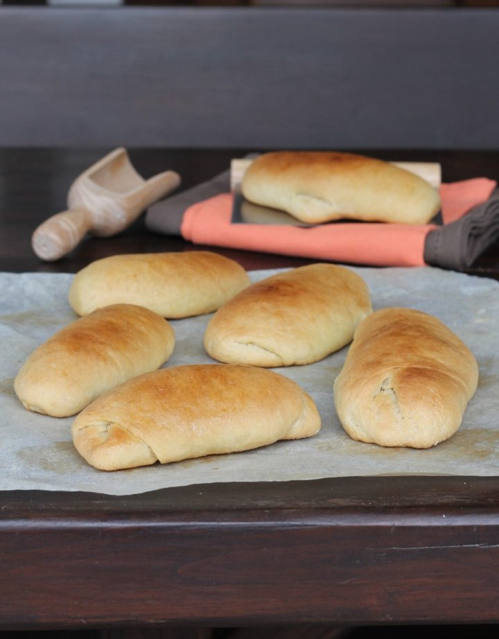 Ricetta panini all' olio sofficissimi | panini con impasto all' olio di oliva