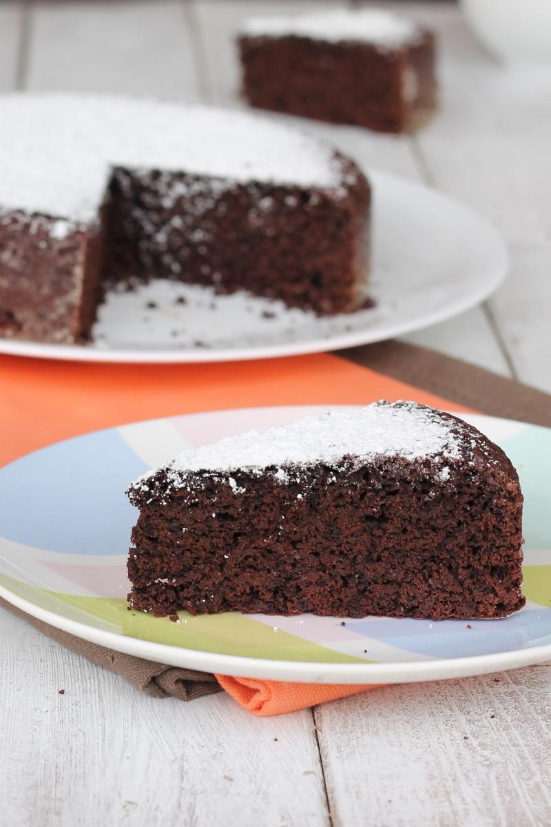 Ricette Dolci Quarantena.Torta Bilbolbul Ricetta Originale Torta Al Cacao Senza Uova Burro E Olio