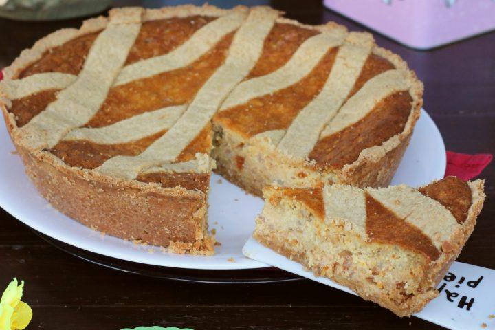 PASTIERA NAPOLETANA originale | ricetta pastiera di grano napoletana