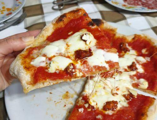 """Pizza """"a 96 ore"""""""
