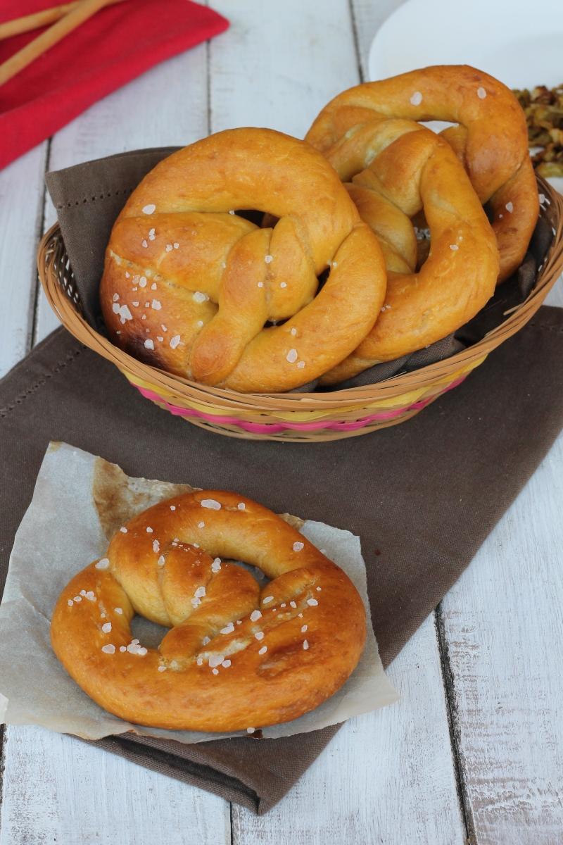 ricetta pretzel | pane tedesco | ricetta originale bretzel tedeschi