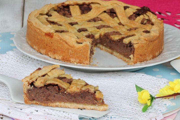 DOLCE DI RICOTTA ricetta torta ricotta |crostata arancia cioccolato al latte