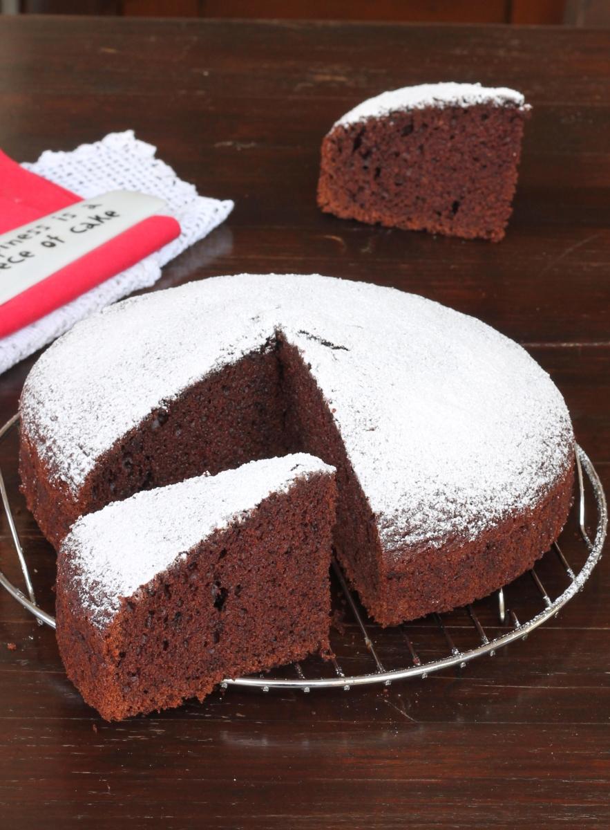 TORTA con latticello SENZA LIEVITO ricetta torta al cioccolato morbidissima